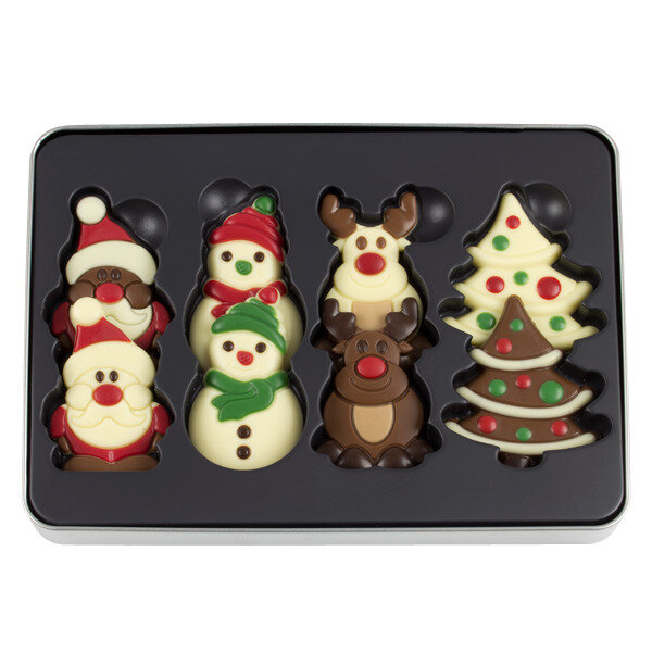Christmas Exclusive Gifts made of chocolate