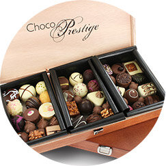 elegant chocolate gifts