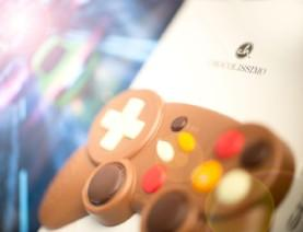 Chocolate game pad
