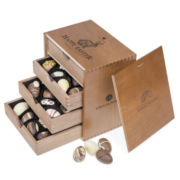 Chocolissimo chocolates for weddings original gifts corporate chocolate easter eggs chocolate easter eggs negle Image collections