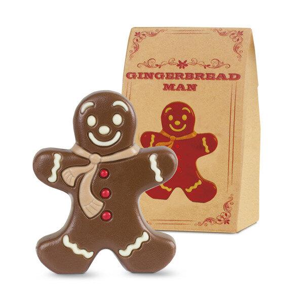 Gingerbread Man Figure