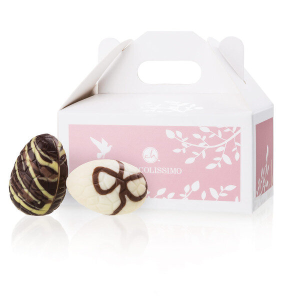 Chocolissimo chocolates for weddings original gifts corporate mini easter eggs egg pralines negle Image collections