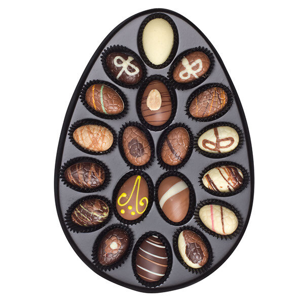 Chocolissimo chocolates for weddings original gifts corporate the finest easter egg green negle Images