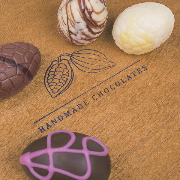 Chocolissimo chocolates for weddings original gifts corporate chocolate easter eggs negle Image collections
