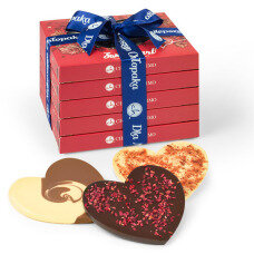 chocolate hearts, chocolate for valentines day, chocolate for boyfriend