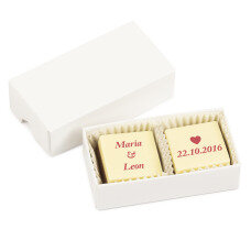 wedding chocolate, gift for wedding guests