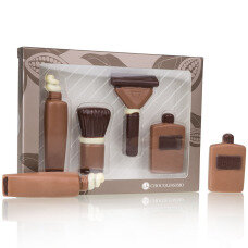 chocolate shaving set