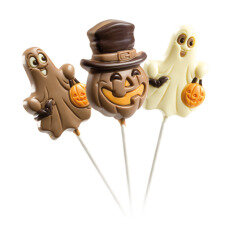 halloween lollipops sweets chocolates