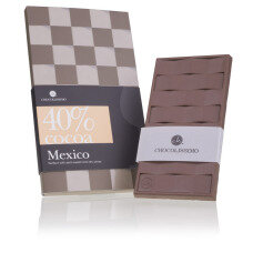 chocolate slab, chocolate Mexico, luxury chocolate, flavour of the world